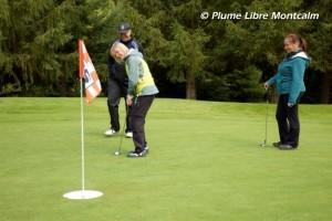 Le tournoi de golf de la Chambre de Commerce et d'Industrie de Montcalm - un tout nouveau concept