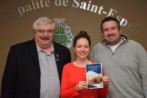 Une part du Patrimoine en cadeau à Saint-Esprit