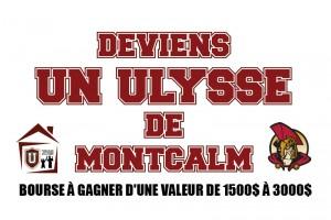 L'agenda de le Tournée Deviens un Ulysse de Montcalm est complet, inscrivez-vous