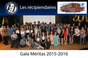 Un Gala Méritas renouvelé à Havre-Jeunesse