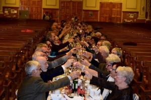Un banquet divin  !