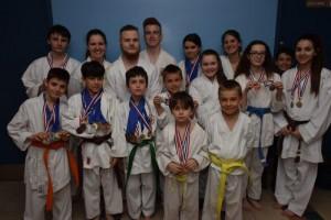 Une journée qui rapporte pour le Dojo Shotokan