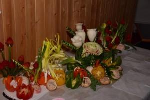 Un potager en fleur pour la finale de l'Aféas et de la Fadoq de Sainte-Julienne