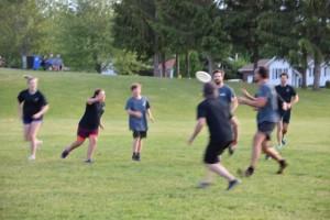 Ultimate Frisbee : Une première réussie