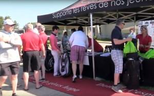 Complexe JC Perreault : Bientôt il faudra agrandir le golf