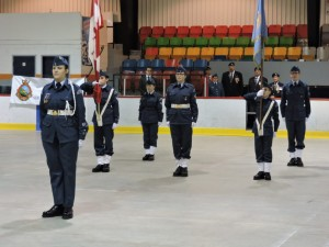 36e Revue annuelle du Corps de cadets - Escadron 879