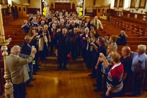 40 ans de Sacerdoce pour le Curé Chevalier
