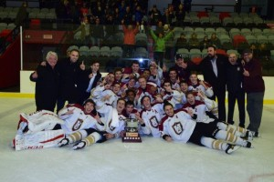 U18 - Champion de la Coupe  CHSS ET 93