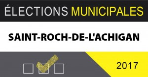 election 2017 aticle St Roch de l Achigan