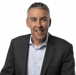 Nicolas Marceau, candidat du Parti Québécois de Rousseau