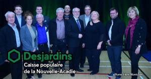 Desjardins acadie AGA 2018