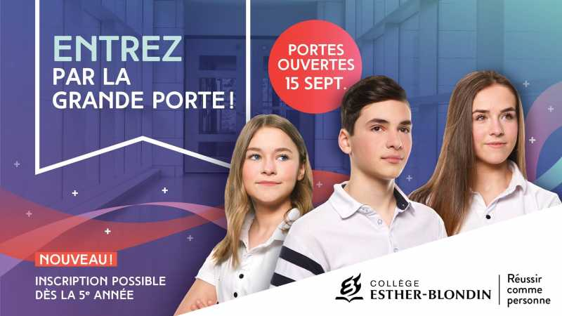 Collège Esther Blondin