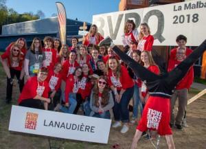 La région de Lanaudière enchantée de son passage à La Malbaie pour le Rendez-vous panquébécois 2018