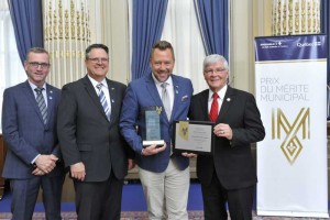 Mérite municipal: La MRC de Montcalm se démarque
