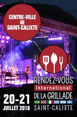 Rendez-vous International de la Grillade