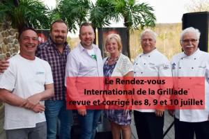 Le Rendez-vous international de la grillade de  Saint-Calixte accueille Jean-Marc Parent pour sa 4e édition