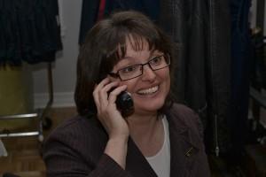 Manon Perreault, députée de Montcalm