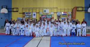 3e tournoi de Dojo Shotokan à Saint-Esprit