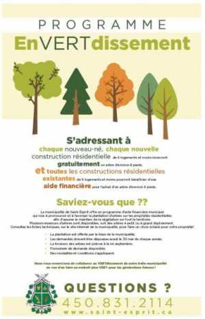 Programme EnVERTdissement
