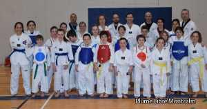 Taekwondo Sainte-Julienne